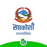 Saptakoshi Municipality logo