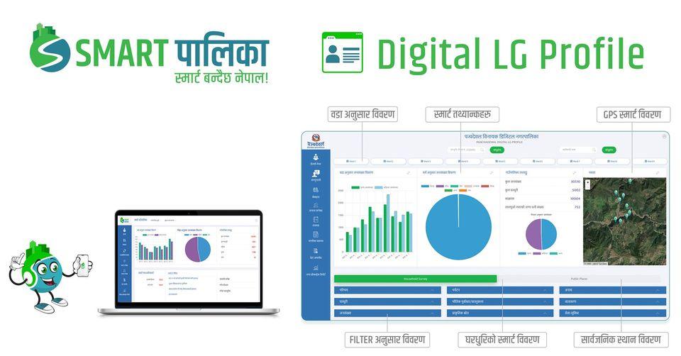 Digital LG Profile