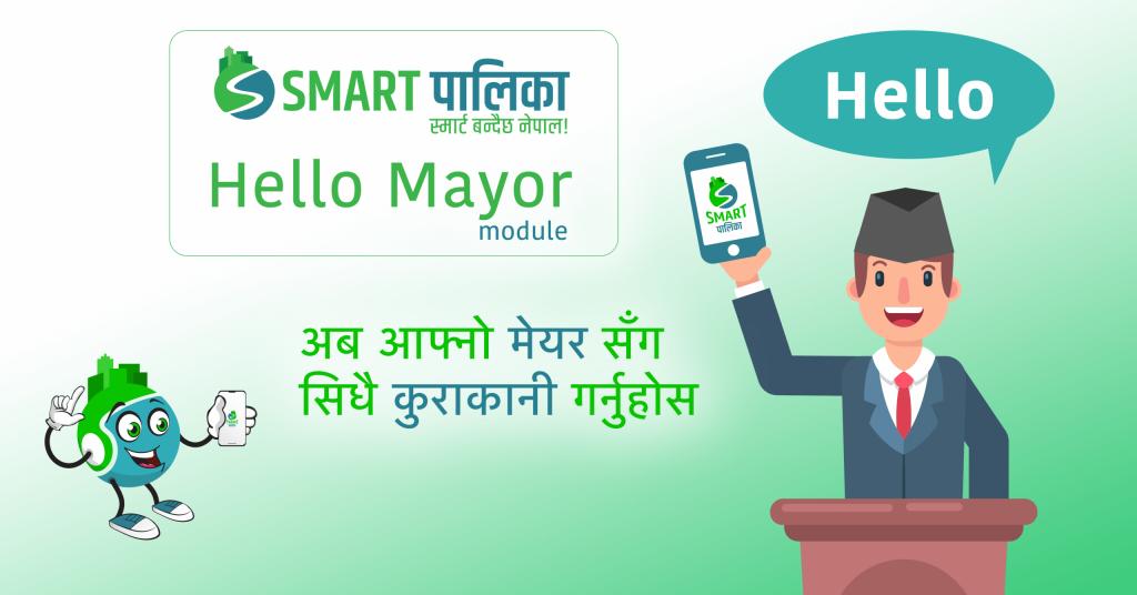 Hello mayor